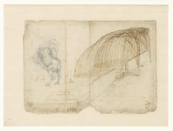 All'Ambrosiana le meraviglie del Codice Atlantico