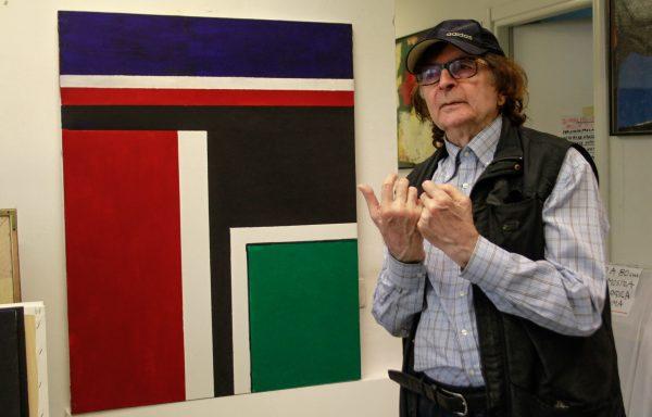 """Giancarlo Cerri: i """"quadri dell'orbo"""" per prevenire la cecità nel Sud del mondo"""