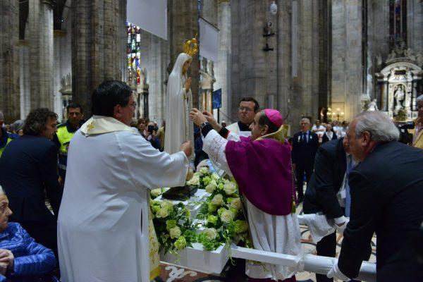La Madonna di Fatima a San Giuseppe della Pace