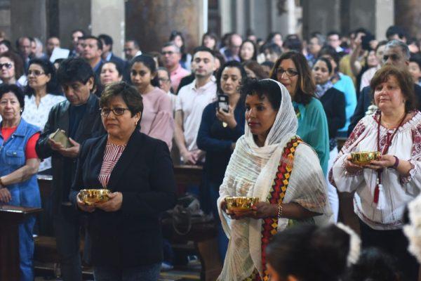 Pentecoste, Festa delle genti a Gallarate